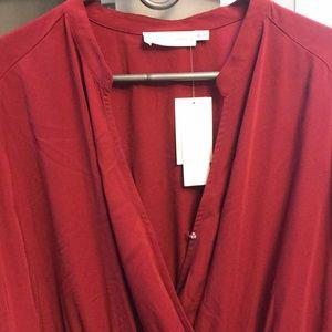 Size XXL all in favor dress long sleeve